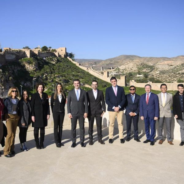 IURC develops city-to-city cooperation opening the door to a 50 million USD public-private partnership between Los Cabos, Mexico and Spanish private investment
