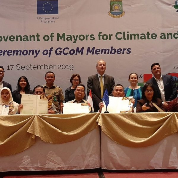 Makassar: Addressing Energy and Climate Change Issues
